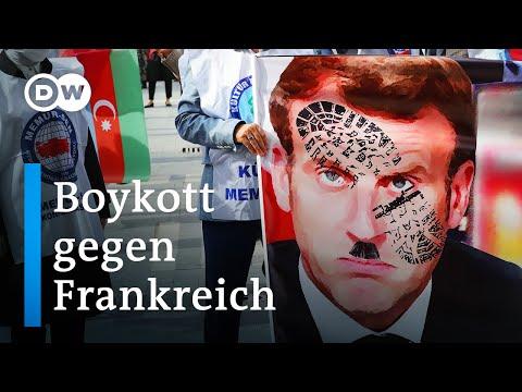 Erdogans Boykottaufruf Findet Rückhalt In Muslimischer Welt | DW Nachrichten