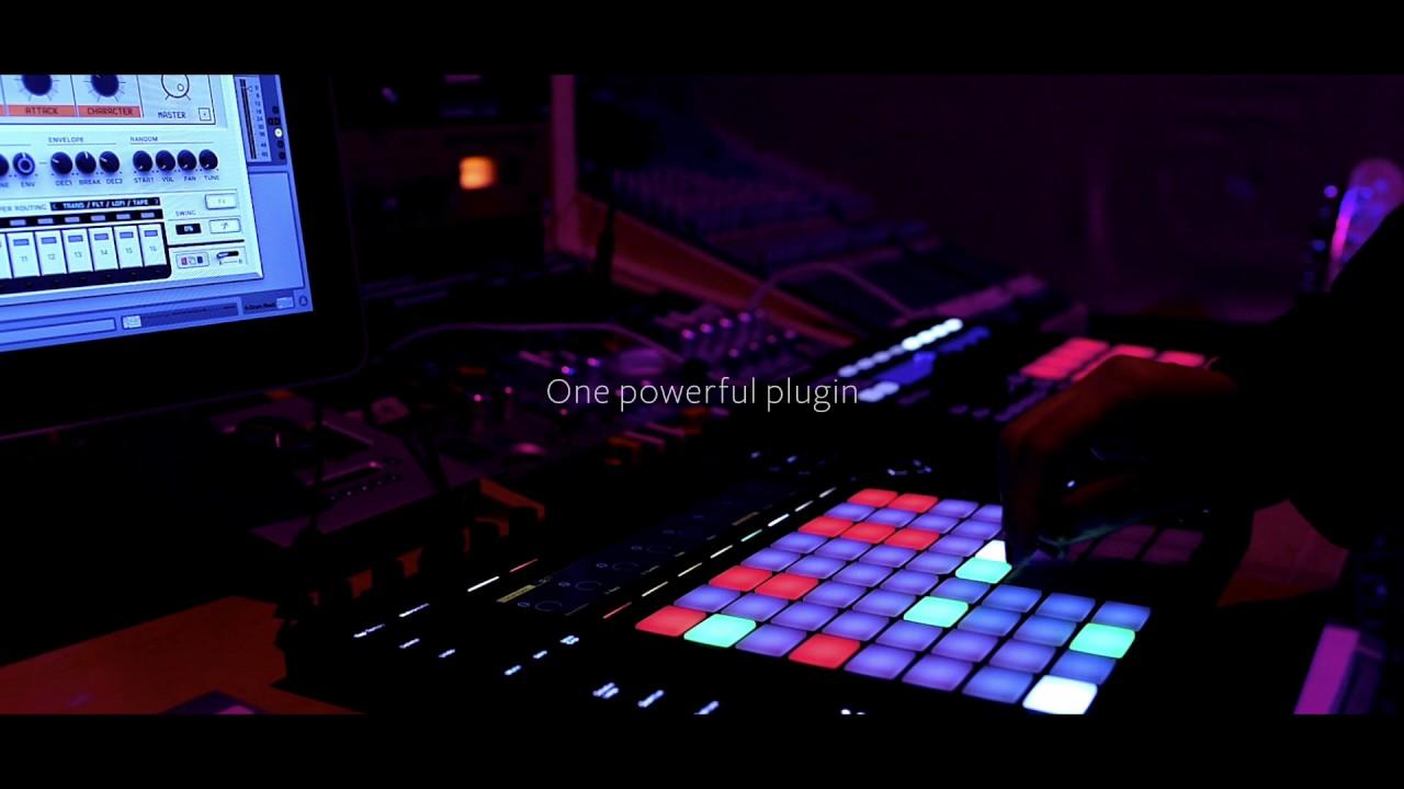 Revolution | Drum Machine Plugin