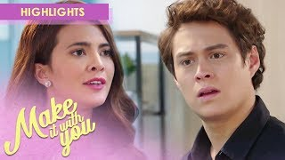 Rio asks Gabo to choose between her and Billy | Make It With You (With Eng Subs)