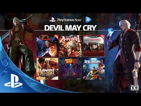 Devil May Cry on PlayStation Now Subscription thumbnail