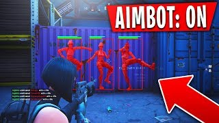 CHEATERS *FOUND* in FORTNITE! (Fortnite Battle Royale HACKERS)