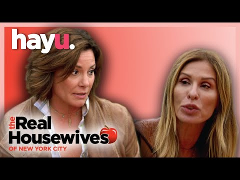 The Real Housewives of New York City | Luann vs. Carole!