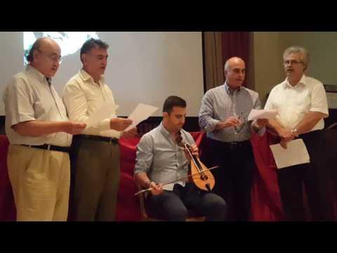 Εκδήλωση - αφιέρωμα «στην καθημερινότητα του Καζαντζάκη»