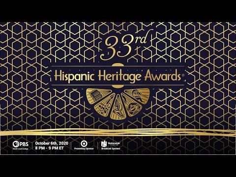2020 Hispanic Heritage Awards Teaser 2