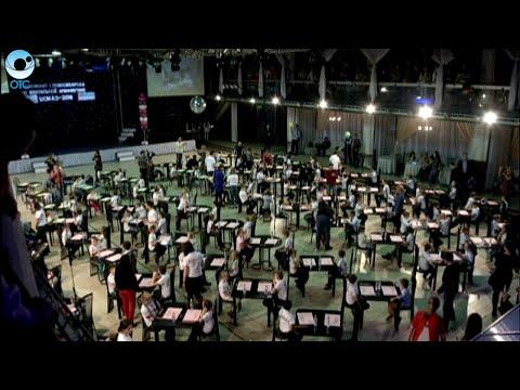 Первый в истории России Чемпионат по ментальной арифметике прошёл в Новосибирске