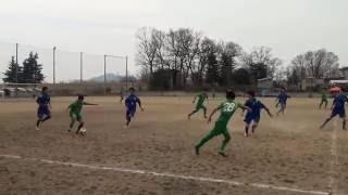 vs ウイングスSC 前半戦 2016/03/06(日)