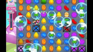 Candy Crush Level 1585 (no boosters)