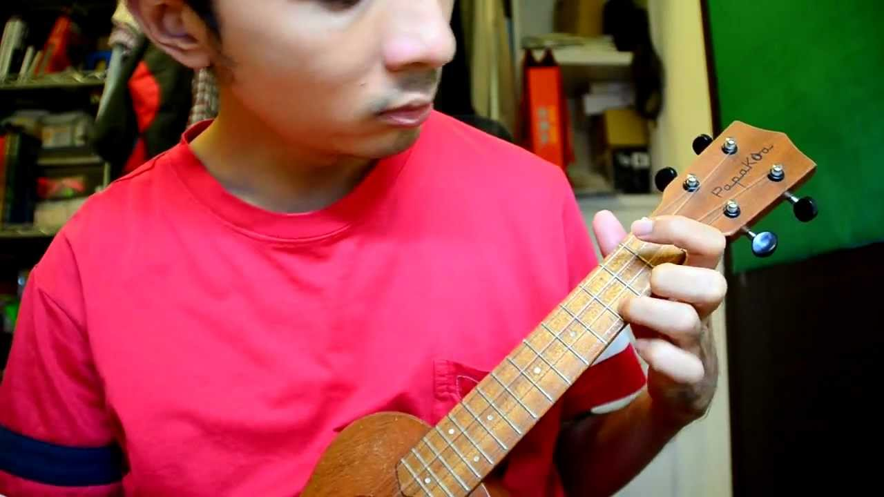 賓克斯的美酒 cover by ukulele - YouTube