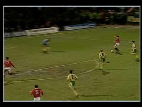 Norwich City vs Manchester United 1992/93