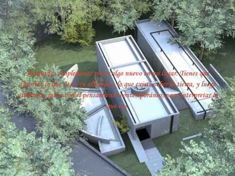 Tadao Ando Casa Koshinowmv  YouTube