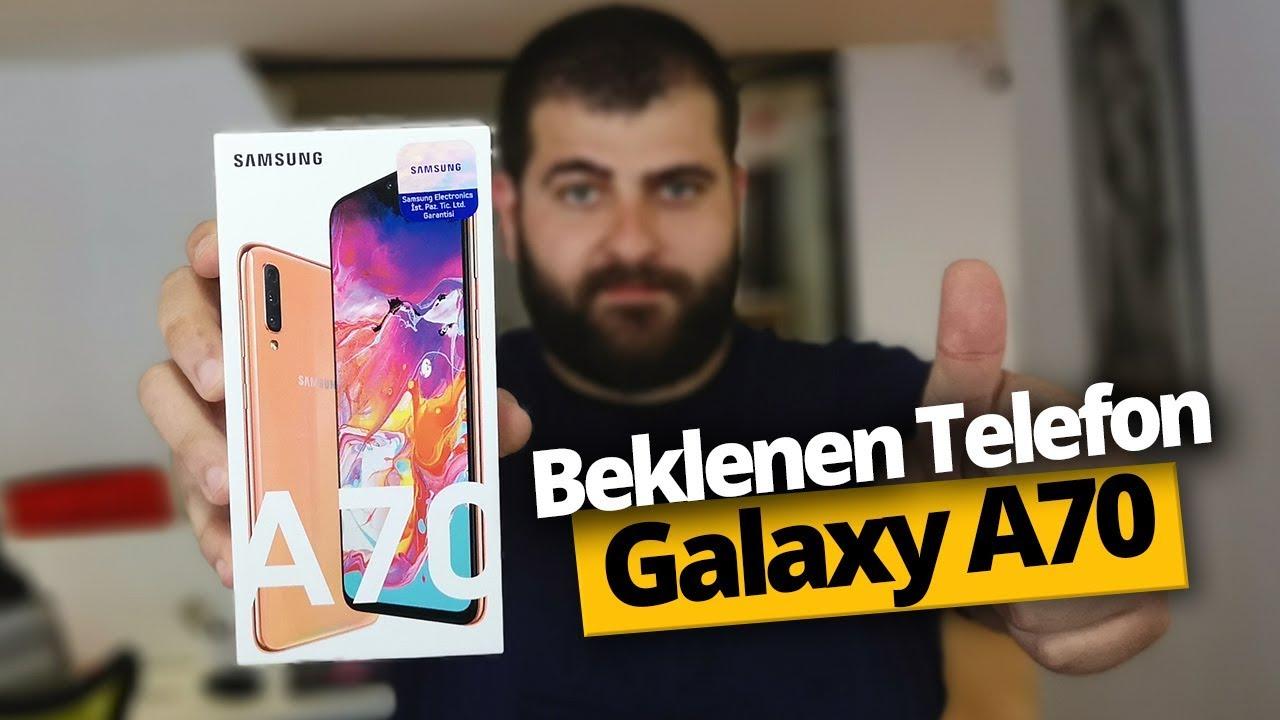 Samsung Galaxy A70 kutudan çıkıyor! Bu telefon can yakar!