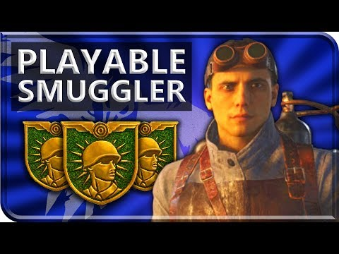 FULL PLAYABLE *SMUGGLER* TUTORIAL! THE SHADOWED THRONE - HIDDEN Character Challenges!  (WW2 Zombies)