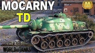 MOCARNY NISZCZYCIEL - T110E3 - World of Tanks