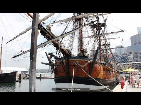 Tour of the Tall Ship JAMES CRAIG