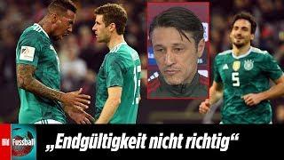 Hummels, Boateng und Müller raus aus Nationalmannschaft: Das sagt Niko Kovac