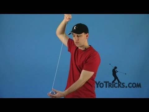 Learn To Quickly Wind A Yoyo String