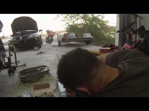 Фото к видео: Pontiac G6 GT 3.5V6 4T45 Transmission Solienoid Install