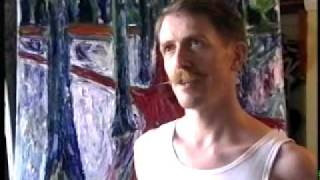 billy childish - sunday painter part 1 of 3