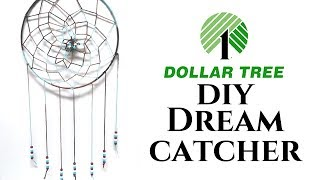 Dollar Tree DIY Dream Catcher 2018