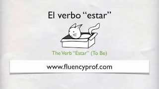 How to Use the Verb Estar in Spanish thumbnail