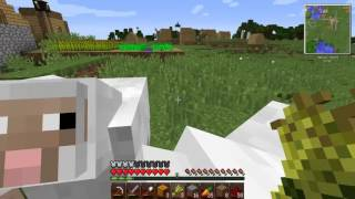 Хозяины деревни - Minecraft | Millénaire №3