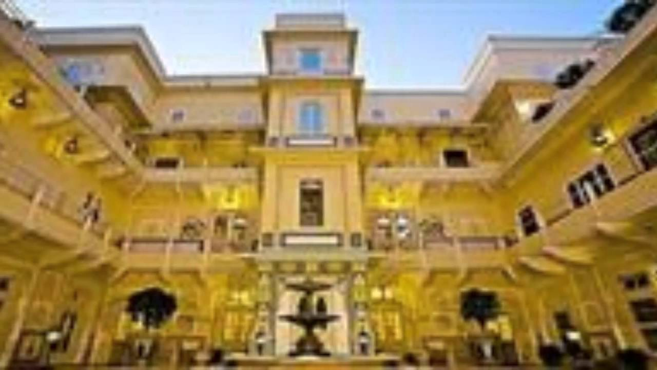 The Raj Palace Grand Heritage Hotel Youtube