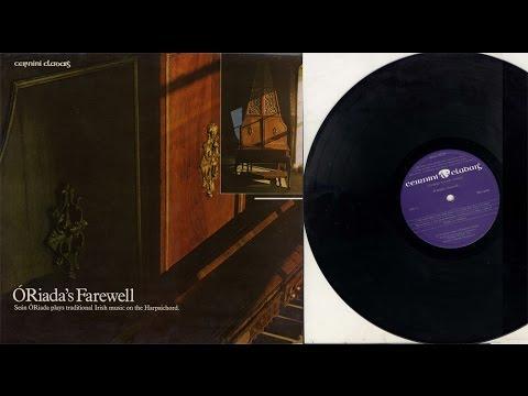 Seán Ó Riada (harpsichord) 'Ó Riada's Farewell' Trad. Irish music