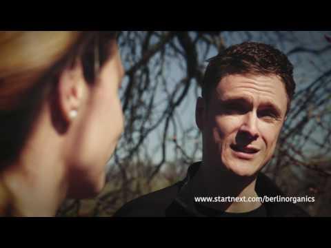 Berlin Organics BAOWOW Hydration Crowdfunding video