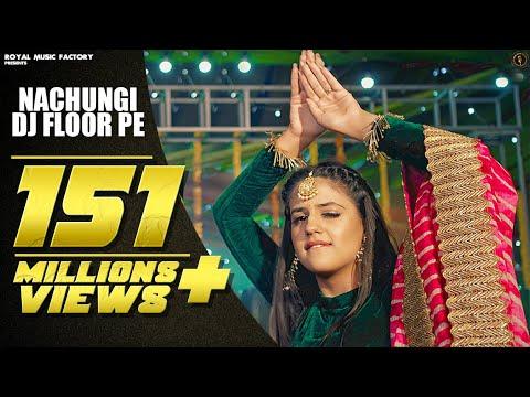 Nachungi Dj Floor Pe  Pranjal Dahiya  Gahlyan Shaab  Latest Haryanvi Songs Haryanavi 2020  Rmf