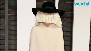 Sia Shows Her Face for the First Time in What Seems Like Forever at Elton John