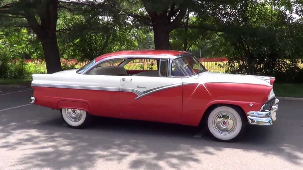 1956 56 Ford Fairlane Victoria For Sale Youtube Car Wiring Diagram
