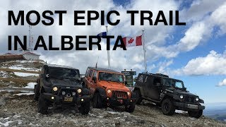 410X Presents: The MOST EPIC Trail in Alberta