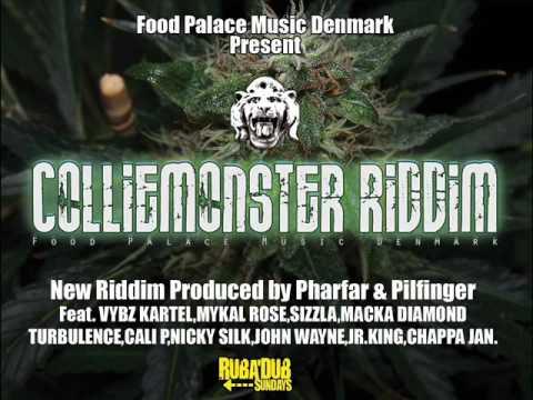 Collie Monster Riddim Mix (Food Palace Music) (June Refix 2016)
