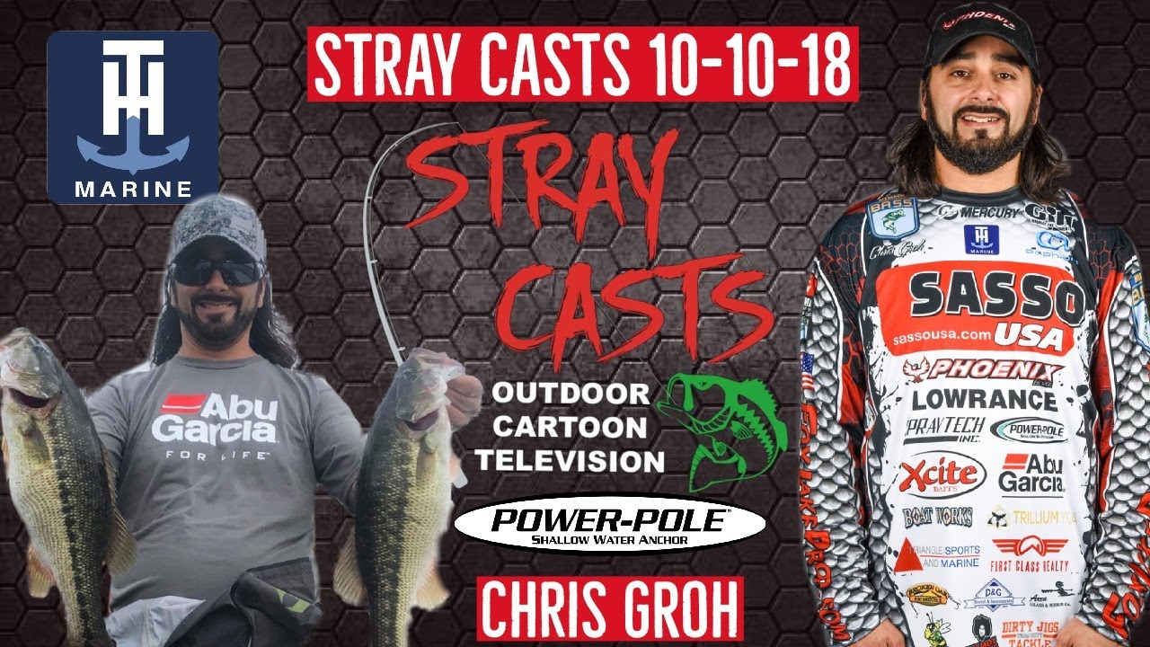 Stray Casts November 14, 2018 featuring Bassmaster Elite Series Pro Seth  Feider