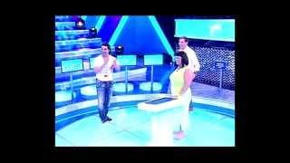 "Pepe si Ozana Barabancea @ ""Te pui cu blondele ?"" // Antena 1 // 12 iunie 2013"