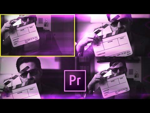 Multicam Editing in Premiere Pro CC Tutorial