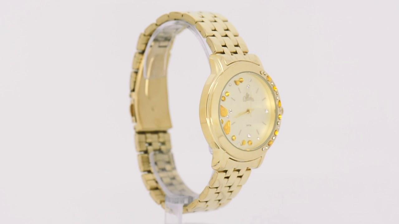 Kit Relógio Allora Feminino AL2036FGL K4X - Eclock - YouTube 36aa08e8b9