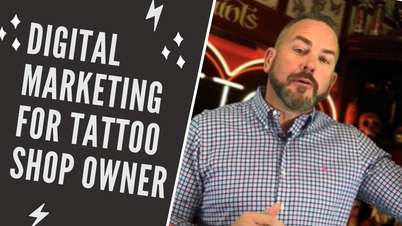 Digital Marketing for Tattoo Shop Owner or Artist in Albuquerque