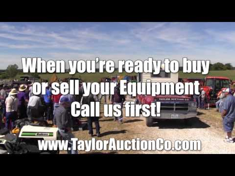 Taylor Auction Company - Kirksville Missouri