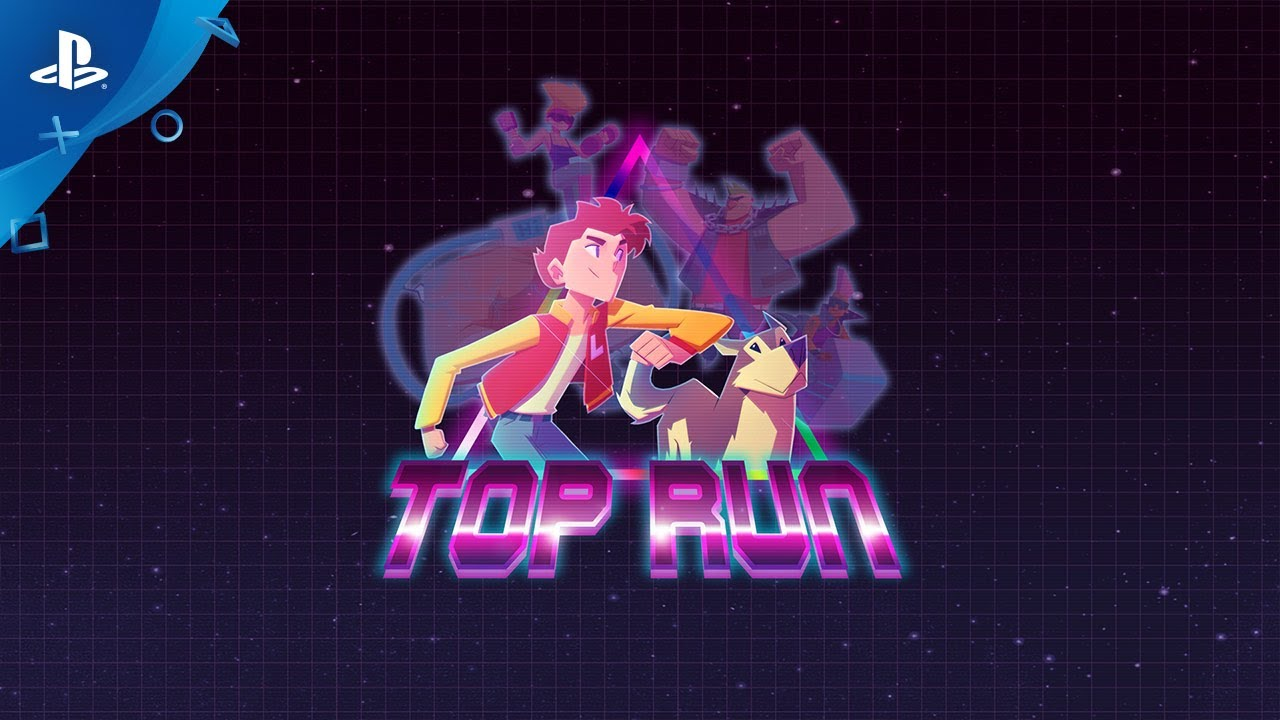 Top Run - Release Trailer | PS4