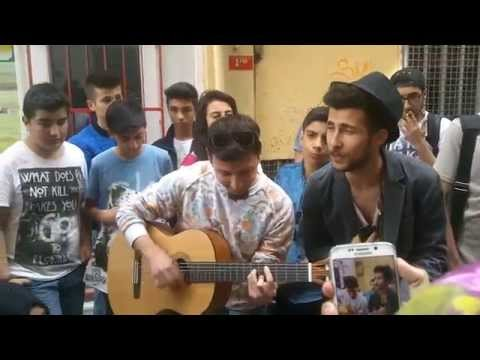 Yeis Sensura & Hasan Azze(İceman) - Bazı Günler (Akustik Performans)