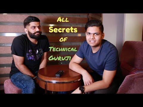 All Insider Secrets Of Technical Guruji