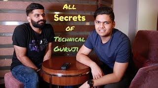 All Insider Secrets Of Technical Guruji