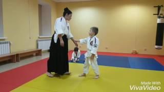 Обучение детей 5-7 лет. Нике