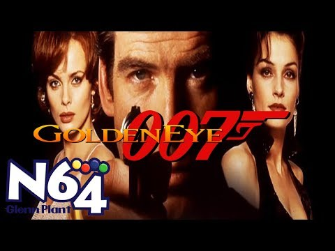 Goldeneye 007 - Nintendo 64 Review - HD