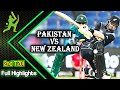 Pakistan Vs New Zealand | 2nd T20I | Full Highlights | PCB