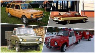 Необычные модификации и тюнинг автомобилей ЗАЗ (Запорожец)