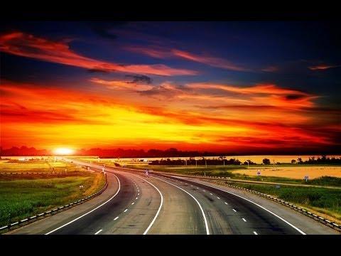 Autobahn A113 - A100 - A111 * Quer durch Berlin (Zeitraffer)