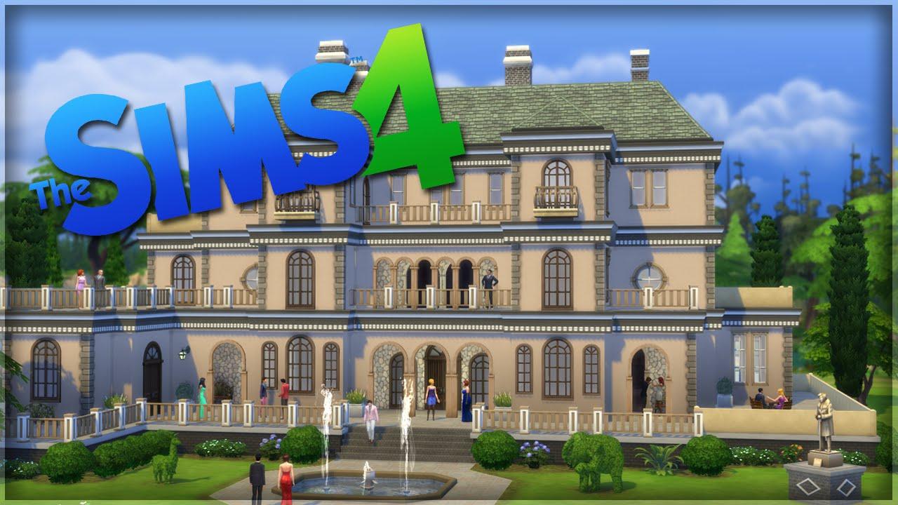 One Million Simoleon House Challenge!  Sims 4 With Josh