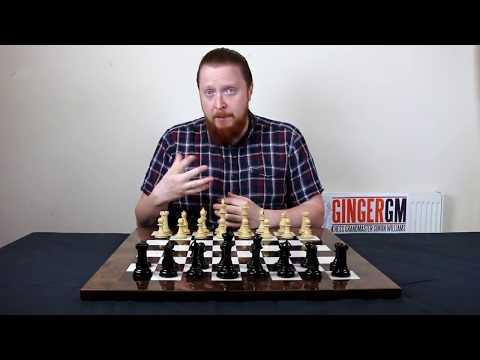 GingerGM Explains you How to Think in Chess 🤔with GM Simon Williams [Master Method]